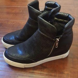 a9d74adf2de Steve Madden Shoes - Steve Madden erlina high-top sneaker